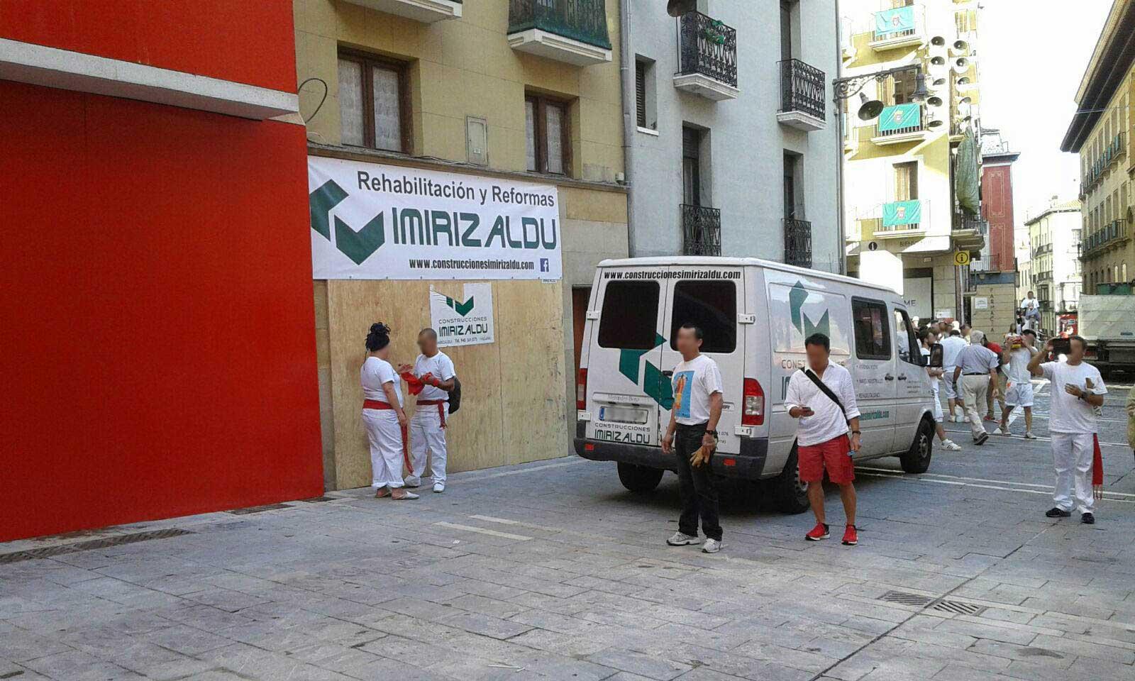 Mantenimiento Plaza Ayto