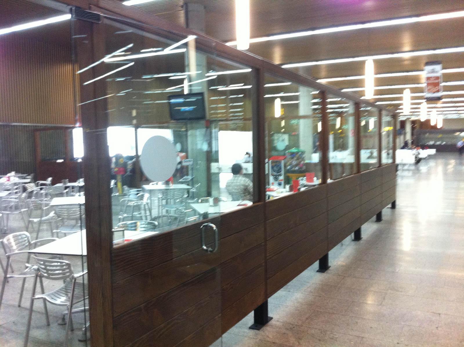Mantenimiento Estación de Autobuses